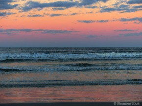 Sunset - New Smyrna Beach, FL